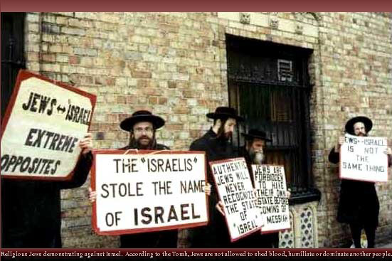 jews against zoinism
