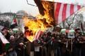 CORRECTION-TURKEY-MIDEAST-CONFLICT-GAZA-DEMO
