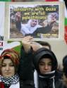 PALESTINIANS-ISRAEL/PROTEST-TURKEY