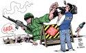 israel press freedom by latuff