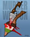 Israel murder weapon davidbdr