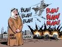 the arab league By Latuff